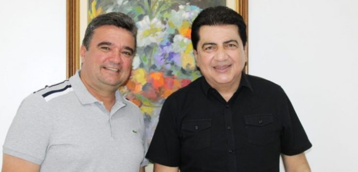 Em reunião com Manoel Jr, ex-prefeito de São Miguel de Taipu consolida pré- candidatura para deputado em 2022 – Bastidores da Política PB
